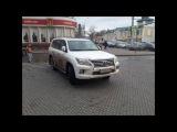 Автомобиль который перевозит Председателя Арбитражного суда Липецкой области нагло нарушает ПДД