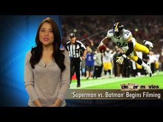 «Готэм» против «Метрополиса» - стартуют съемки фильма «Бэтмен против Супермена».